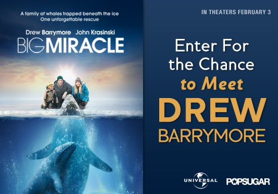 Enter For a Chance to Meet Drew Barrymore!