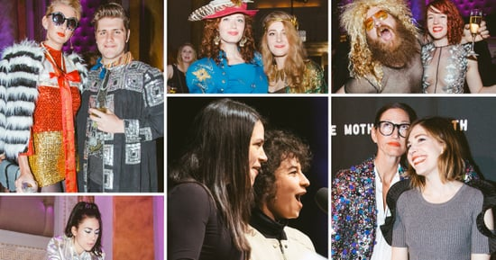 Remembering David Bowie and Prince at the Moth's Glam-Rock Gala