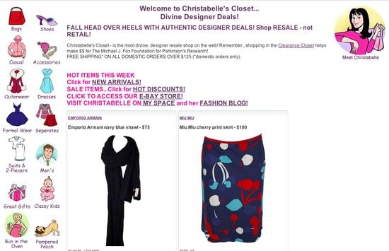 Fab Site: ChristabellesCloset.com