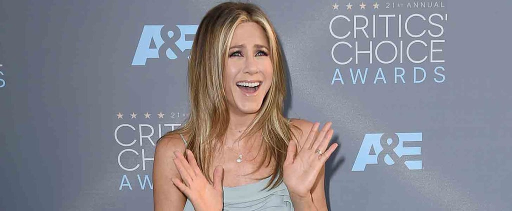 Did You Catch Jennifer Aniston's Bizarre Reaction to Seeing Kate Beckinsale at the Critics' Choice Awards?