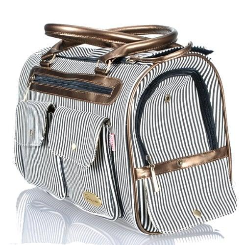 Use a Pet Carrier Bag