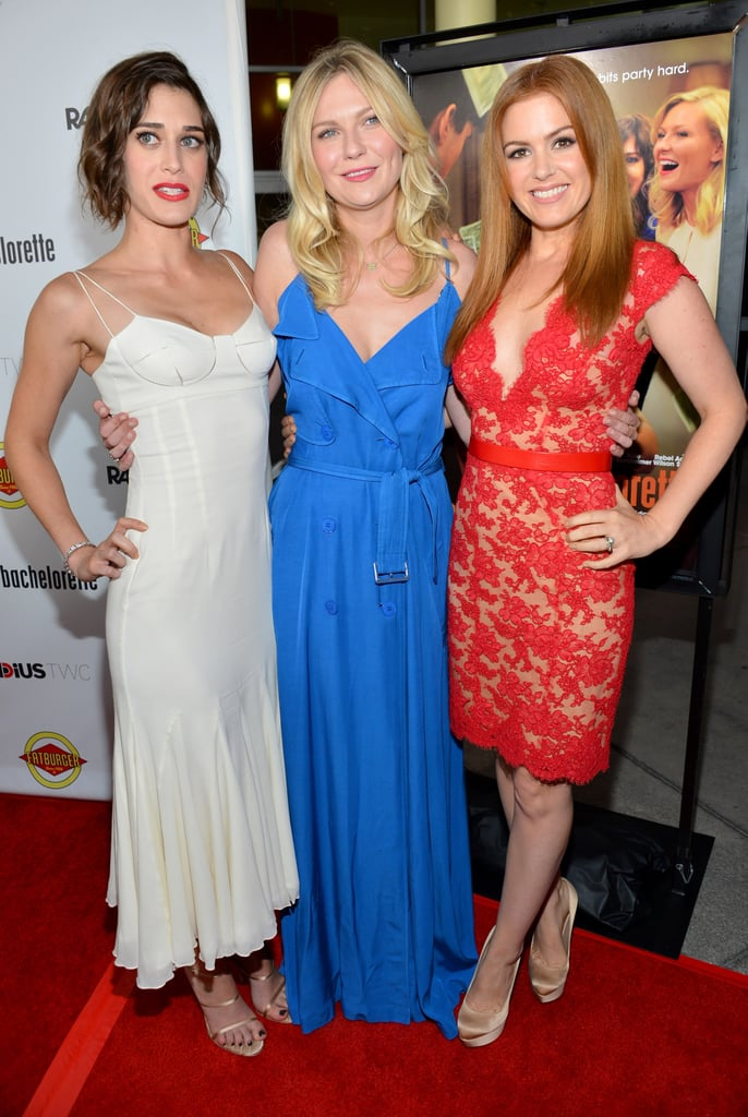 Isla and Kirsten Coordinate to Premiere Bachelorette With Lizzy