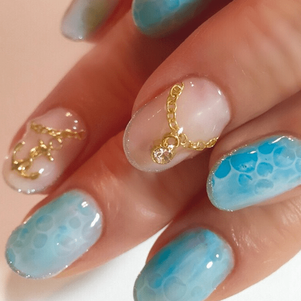 Bubbles and Bling