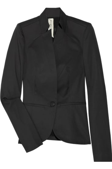 Bird by Juicy Couture Cotton Blazer ($330)