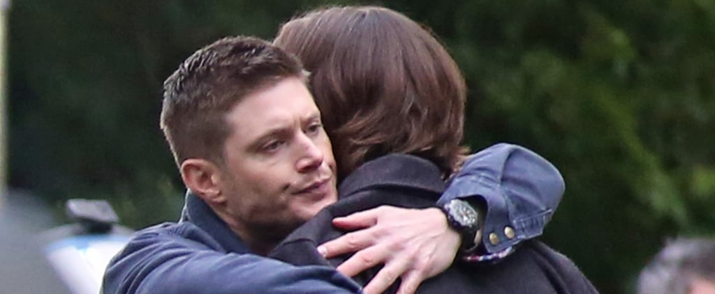 Your Favorite Supernatural Costars Are Wrapping Another Season, and Things Are Getting Emotional