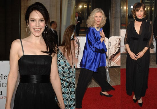 Mary Louise Parker Goes To The Opera