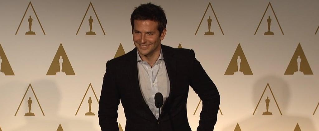 Bradley Cooper to Tom Hanks: Wish You Were Here