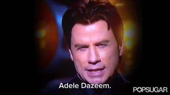 John Travolta Had the Worst Name Fail in History