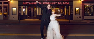 Hayley Williams's Wedding Outfits Were Just as Badass and Perfect as She Is