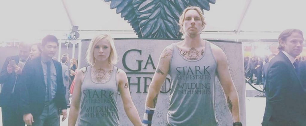 10 Times Kristen Bell Was a Bigger Game of Thrones Fan Than You