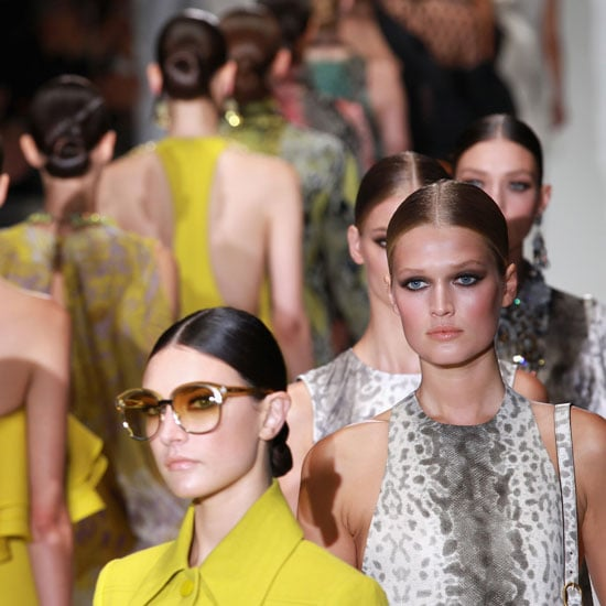 Pictures and Review of Gucci Spring Summer Milan Fashion Week Runway Show