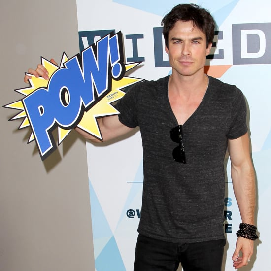 Celebrities at Comic-Con 2013 | Pictures