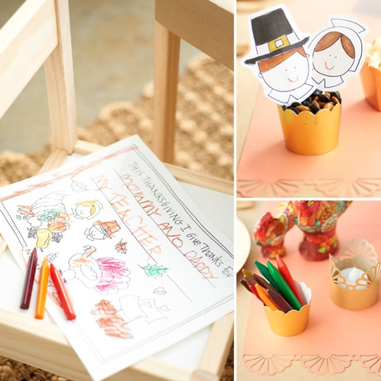 Get the Kids Involved With Their Table
