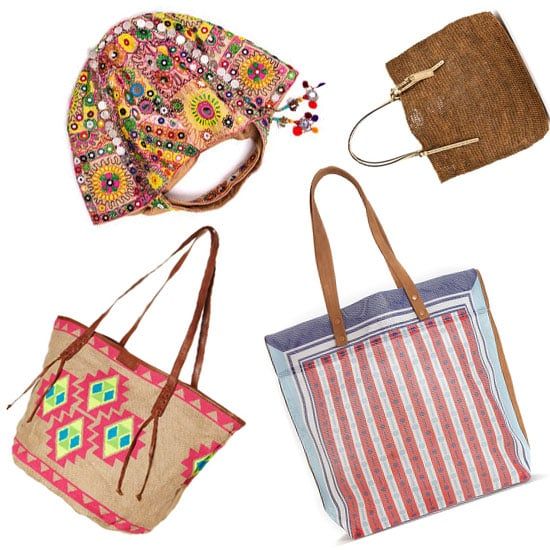 Accessory of the Week: Beach Bags with Style