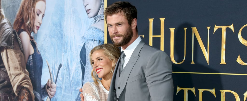 Chris Hemsworth and Elsa Pataky Outshine His Costars With Their Sweet PDA on the Red Carpet