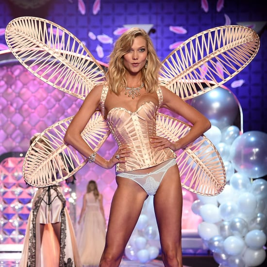 The Angels Take the Runway For the VS Fashion Show