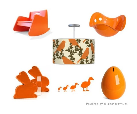 O Is For Obsessing Over Orange