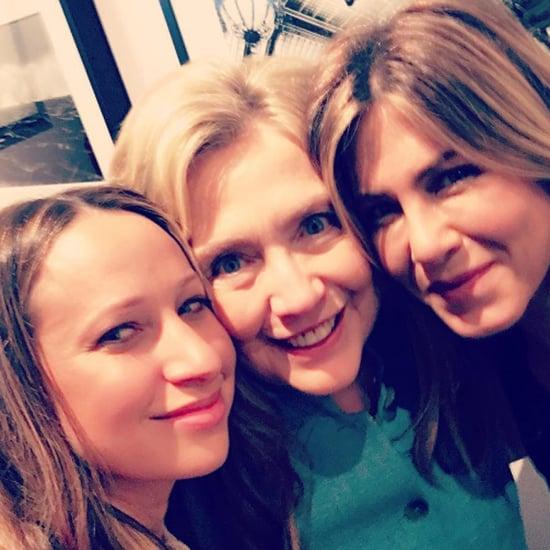 Hillary Clinton Selfies