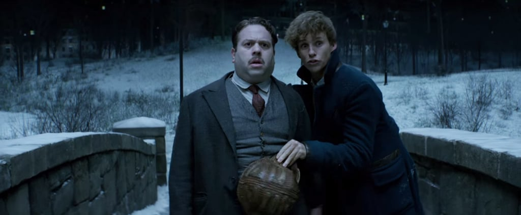 There's Even More Magic in the New Fantastic Beasts and Where to Find Them Trailer