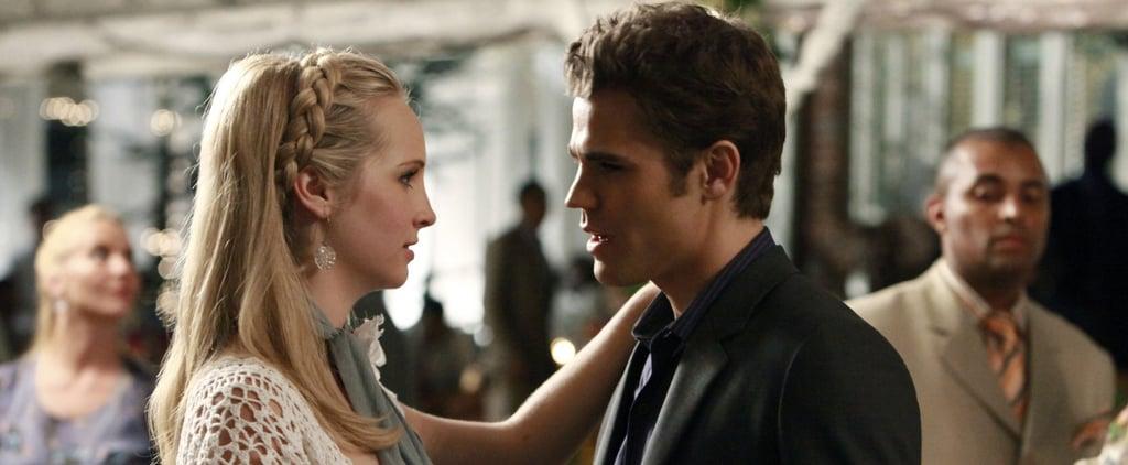 The Romantic Evolution of Stefan and Caroline's Relationship