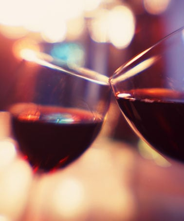 What Would You Do If You Spilled Red Wine on a Stranger?