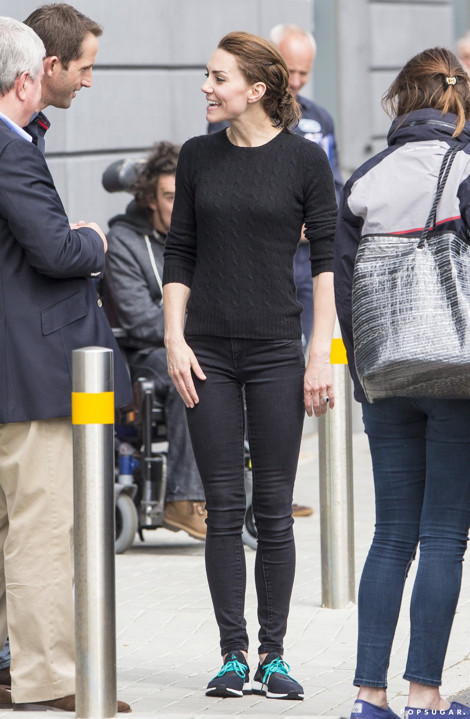Celebrity Amp Entertainment Kate Middleton Goes Casual In