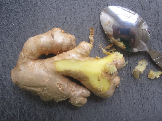 How to Peel Ginger