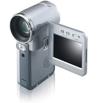 Celebrity Gadget: Alicia Keys' Samsung Camcorder
