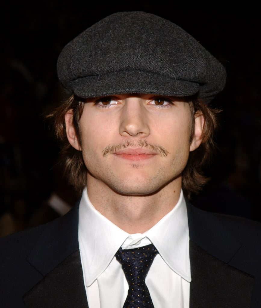 """Then this real-life mustache happened, and you were like, """"Hm."""""""
