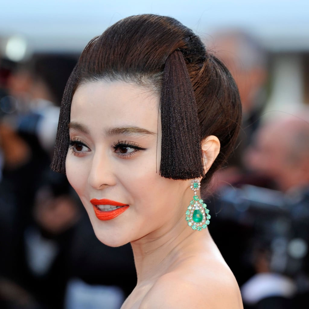 Fan Bingbing at the Moonrise Kingdom Screening