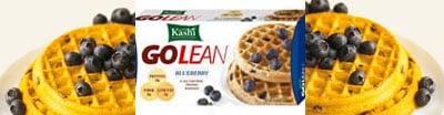 Kashi Go Lean:  Blueberry Waffles