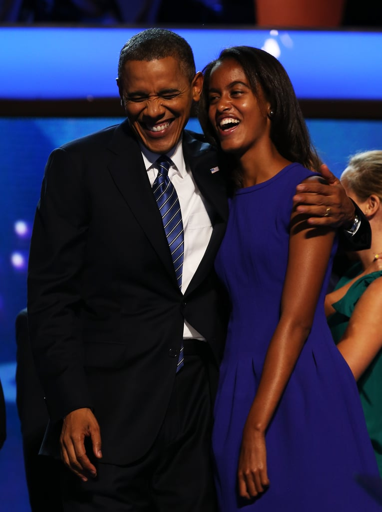 "In Obama's 2011 Father's Day speech, he shared his thoughts on what kids need: ""Our kids are pretty smart. They understand that life won't always be perfect, that sometimes, the road gets rough, that even great parents don't get everything right. But more than anything, they just want us to be a part of their lives."""