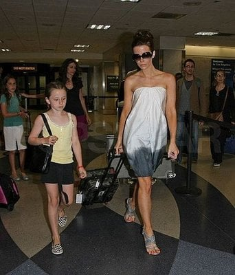 Lily and Kate Looking Fab After a Week in Cabo