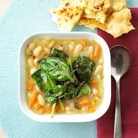 Fast & Easy Dinner: Tuscan Bean Soup
