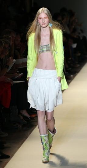 Spring 2011 Paris Fashion Week: Vanessa Bruno