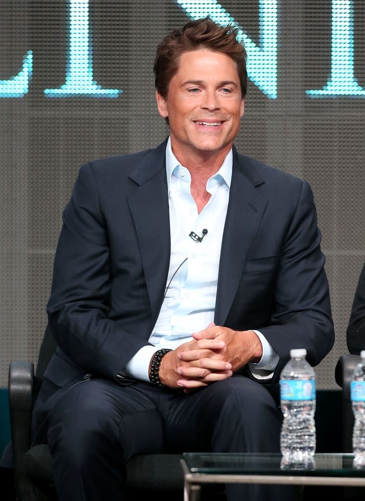 Robe Lowe talked about his portrayal of John F. Kennedy in the upcoming National Geographic film Killing Kennedy.