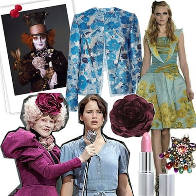 Hunger Games Fashion Pictures