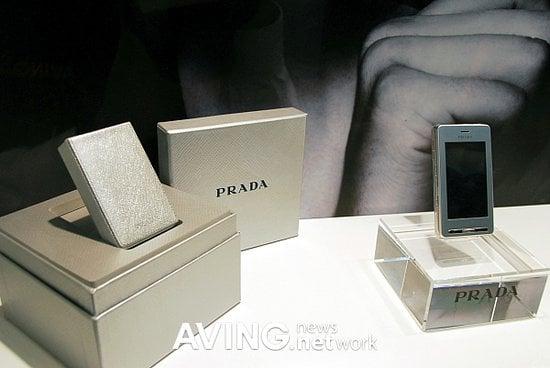 The Prada Phone: Wow Wa Wee Wa