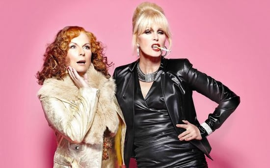 From EW: The Absolutely Fabulous Movie Is Officially Happening