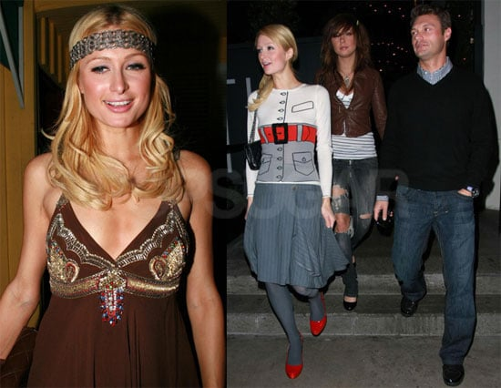 Paris Hilton 'Devastated' About Home Burglary, Can Still Party with Seacrest and Flickinger Though