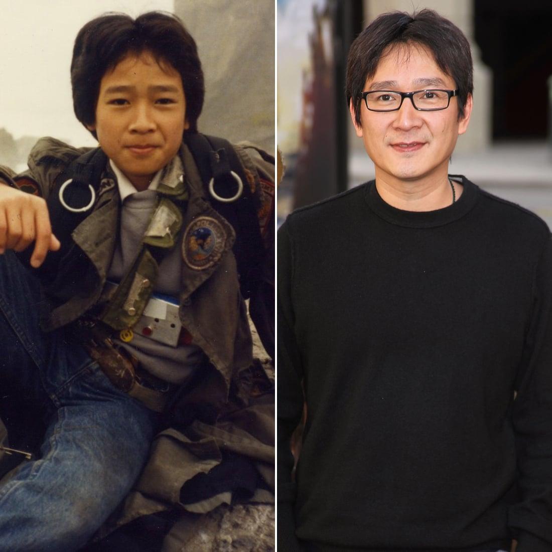 "Jonathan Ke Quan (Richard ""Data"" Wang)"