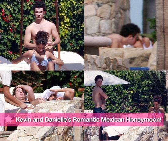 Kevin Jonas and Danielle Deleasa's Romantic Mexican Honeymoon!