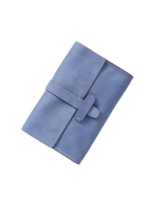 Gap Leather Flap Clutch ($40)
