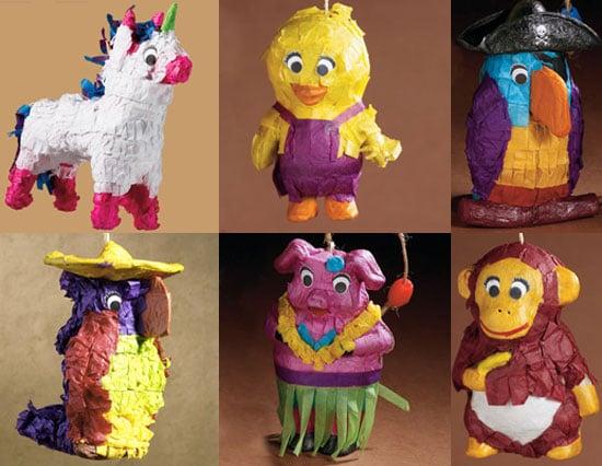 Celebrate Cinco de Mayo With a Birdie Piñata!