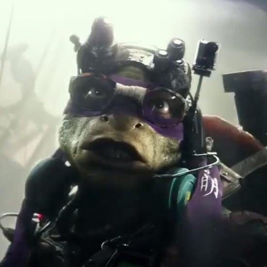 Teenage Mutant Ninja Turtles Trailer 2014
