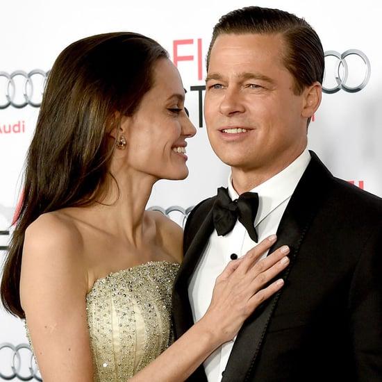 Brad Pitt and Angelina Jolie Shopping in Cambodia 2015