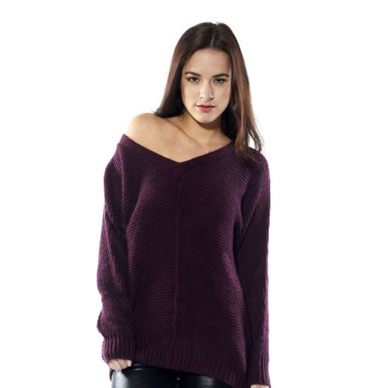 Knit, $89.95, All About Eve at Glue Store