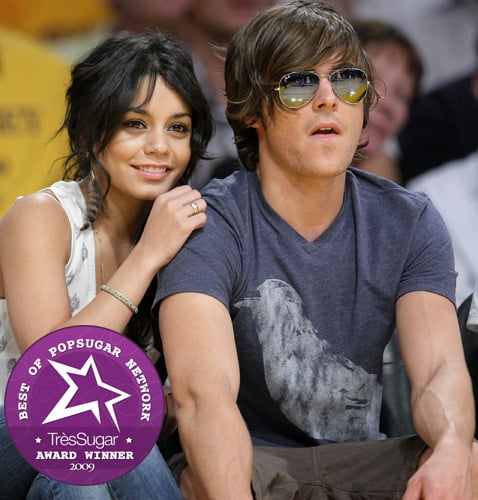 Vanessa Hudgens and Zac Efron Are the Favorite 2009 Couple Who Met on Set