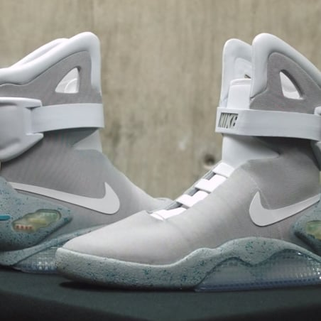 Sneakers From Back to the Future