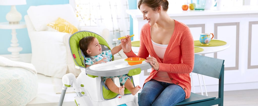 This High Chair Does All the Things You Wish Yours Did . . . Plus 1 Thing You Never Even Knew Was Possible